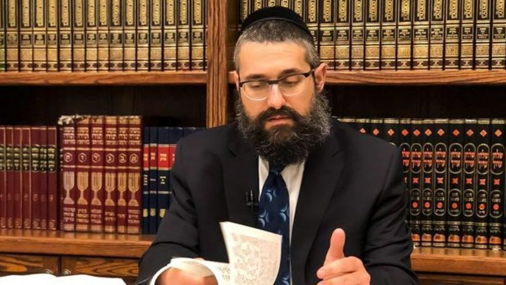 "CD4HR says Canadian Rabbis who support Israel are ""danger"" to the Canadian society"