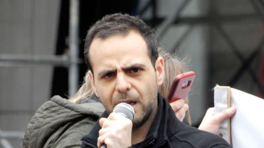 "Hammam Farah: ""Power to the Intifada"""