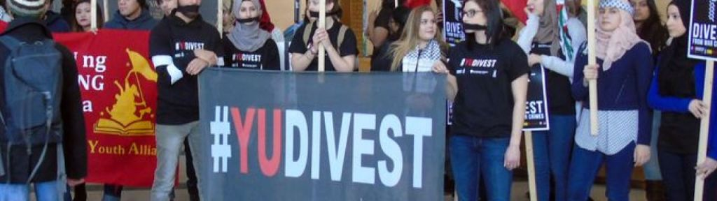 York Federation of Students commits to mobilize protests against Israeli speakers