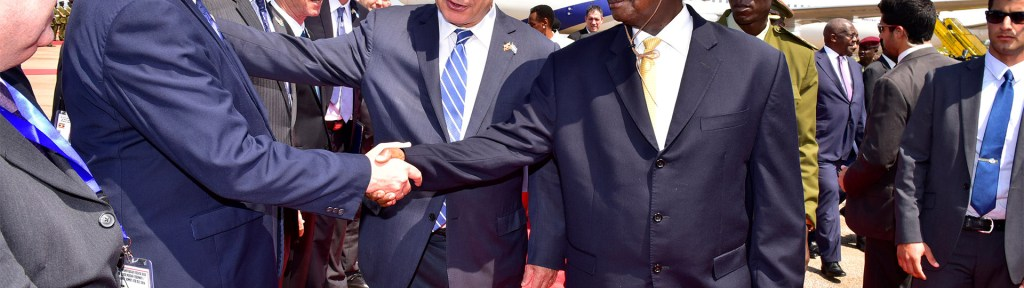 Israel Comes Full Circle with Sudan