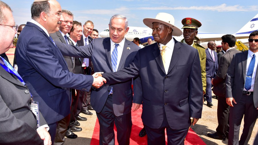 Israel Comes Full Circle with Sudan