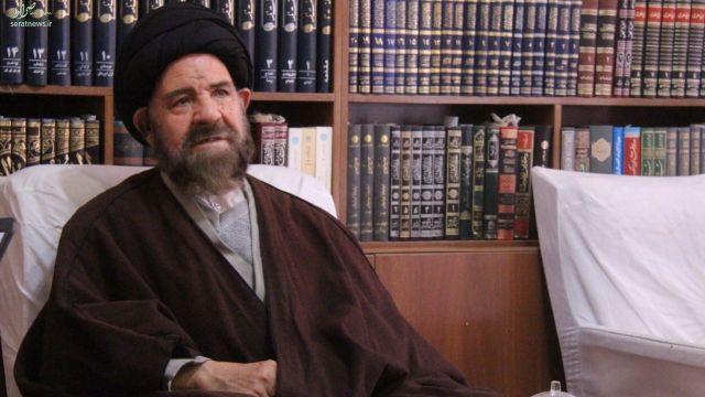 Ayatollah Hashem Bathaei-Golpayegani