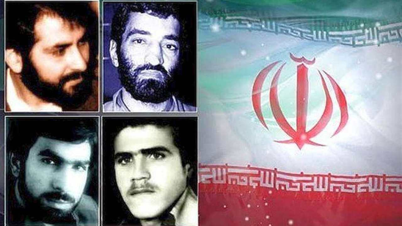 Four Iranian diplomats kidnapped in Lebanon in July 1982