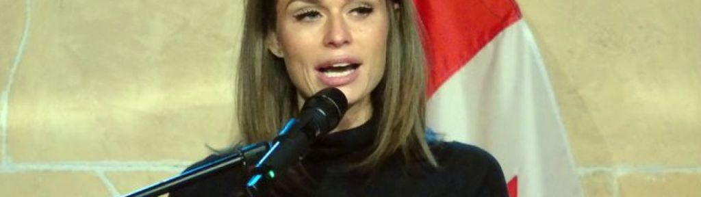 "Faith Goldy: Antisemitism Bill is ""another attack on our dwindling freedom of speech"""