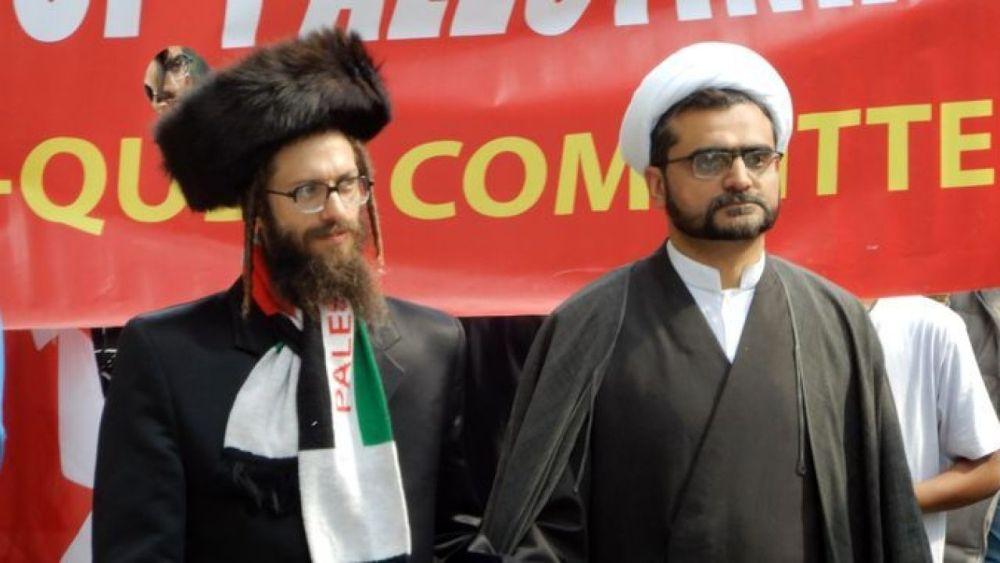 "Aliya Hasan says ""real Jews"" are Neturei Karta (who support executing gays)"