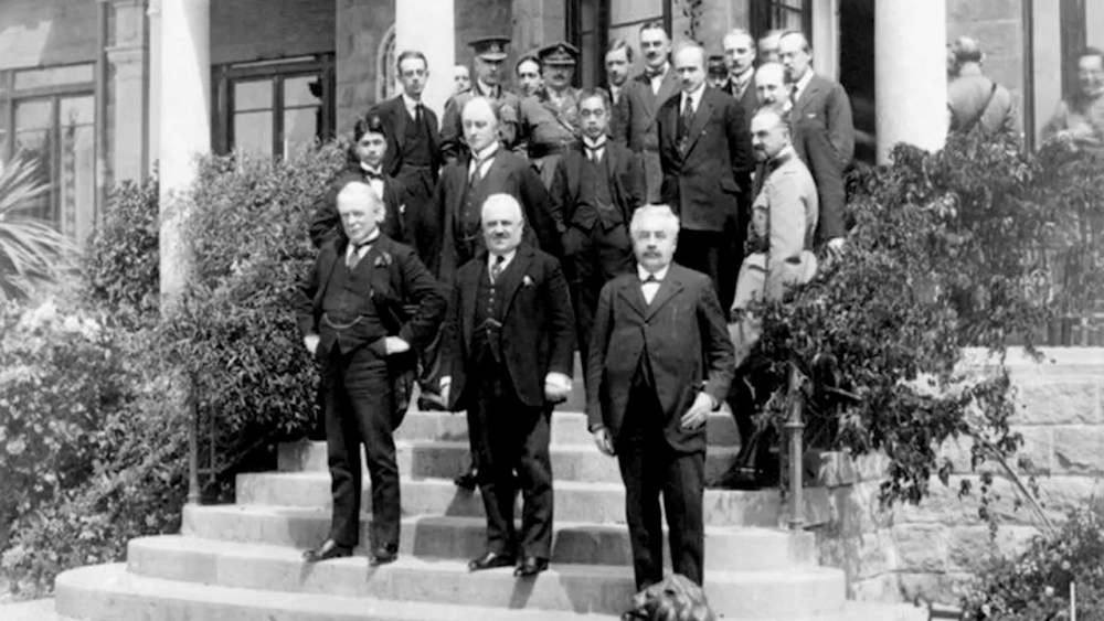 100 Years Since the San Remo Conference