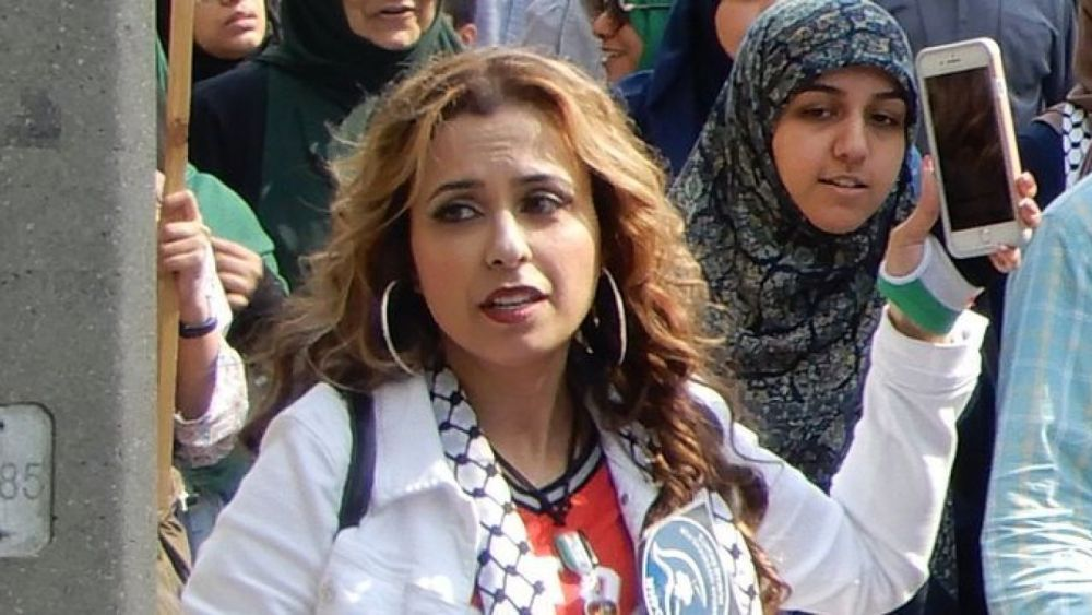 """Aliya Hasan: """"Zionists do to the indigenous Palestinians what Hitler did to Jews"""""""