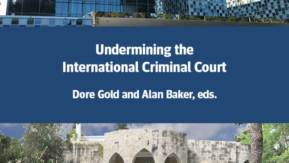 Undermining the International Criminal Court