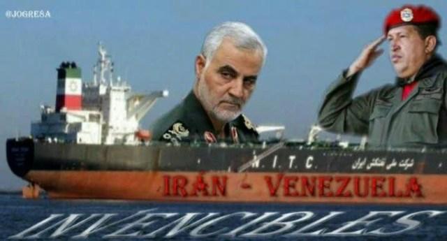 Iran Venezuela ship