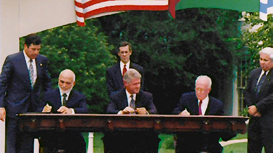 Can Jordan Revoke Its Peace Treaty with Israel?