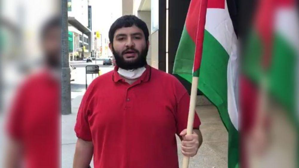 "Alhassan Al Araji calls Zionists ""antisemites, Holocaust duplicates, evil"""