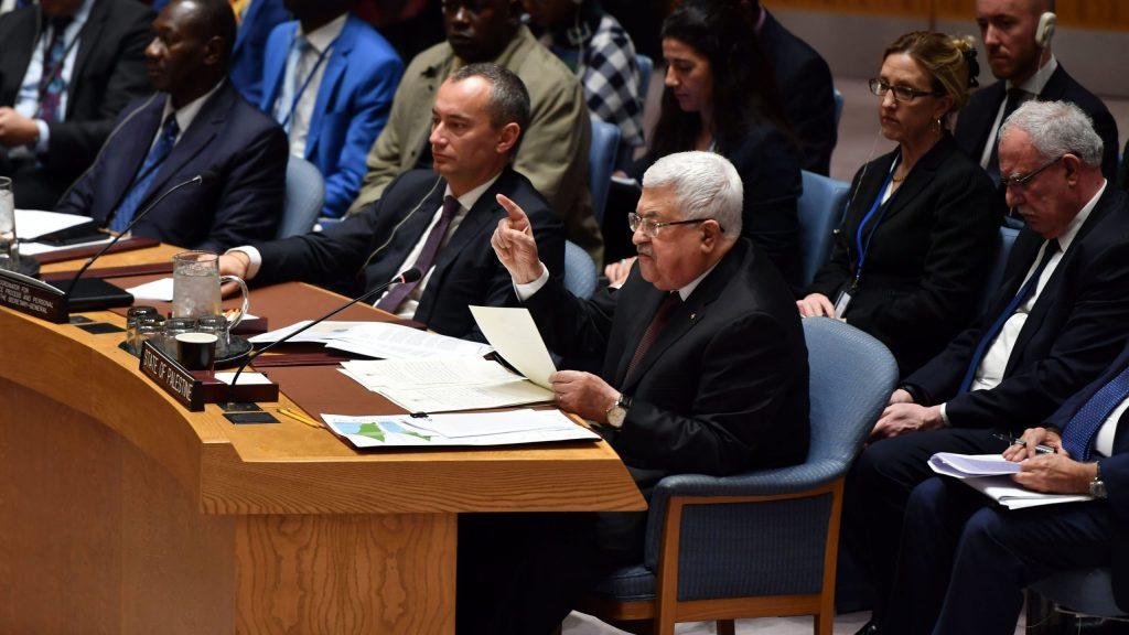 Mahmoud Abbas' Strategy of Selective Compliance