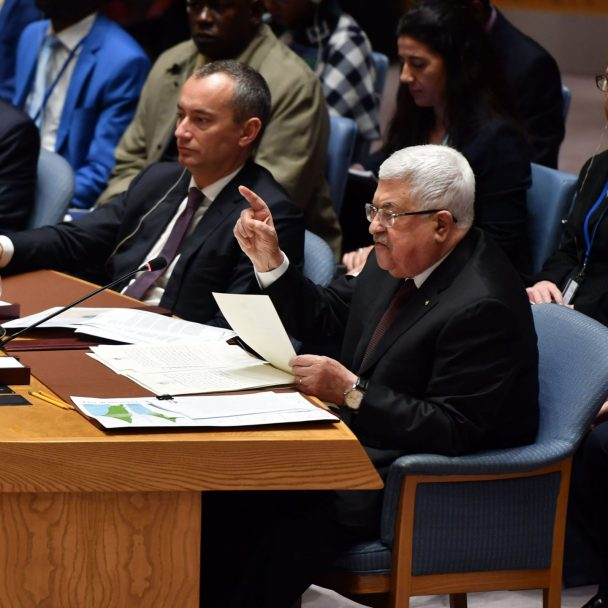 Mahmoud Abbas' Strategy of Selective Compliance