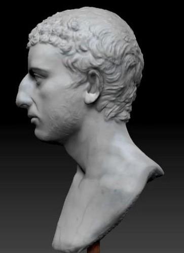 Bust believed to be Josephus