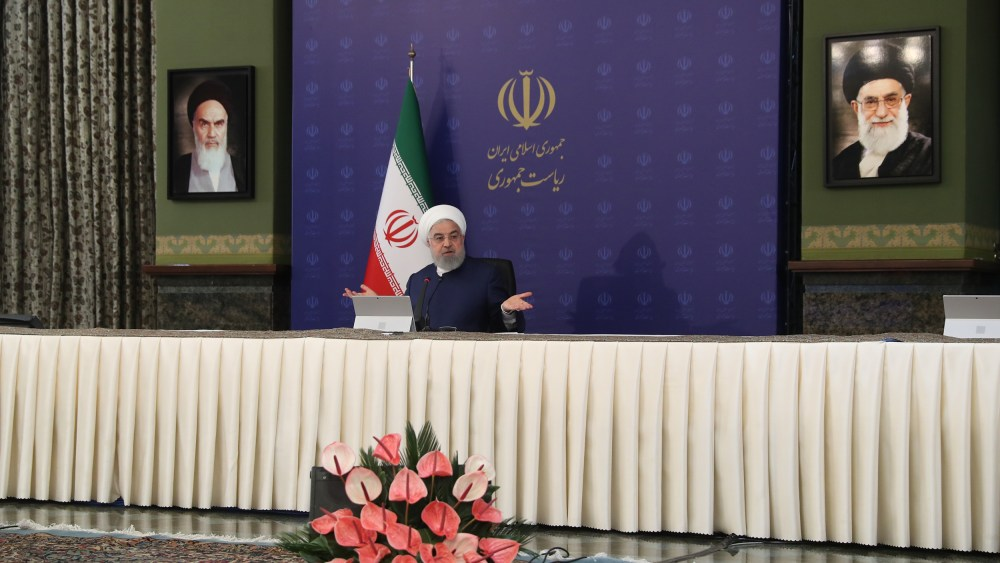 Iran's President Rouhani: Coronavirus Will Be Here for a Long Time