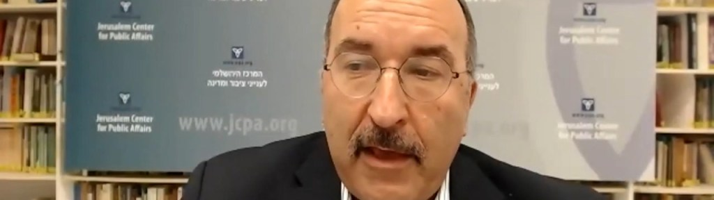 Dore Gold – Making an Impaired Peace Process Work