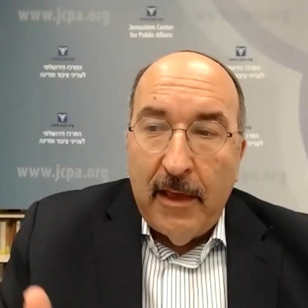 Dore Gold - Making an Impaired Peace Process Work