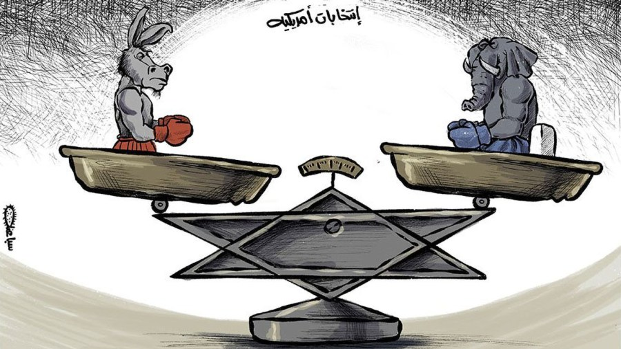 The Palestinians' View of the U.S. Elections
