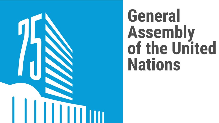 The Gang-Assault on Israel at the 75th Session of the UN General Assembly