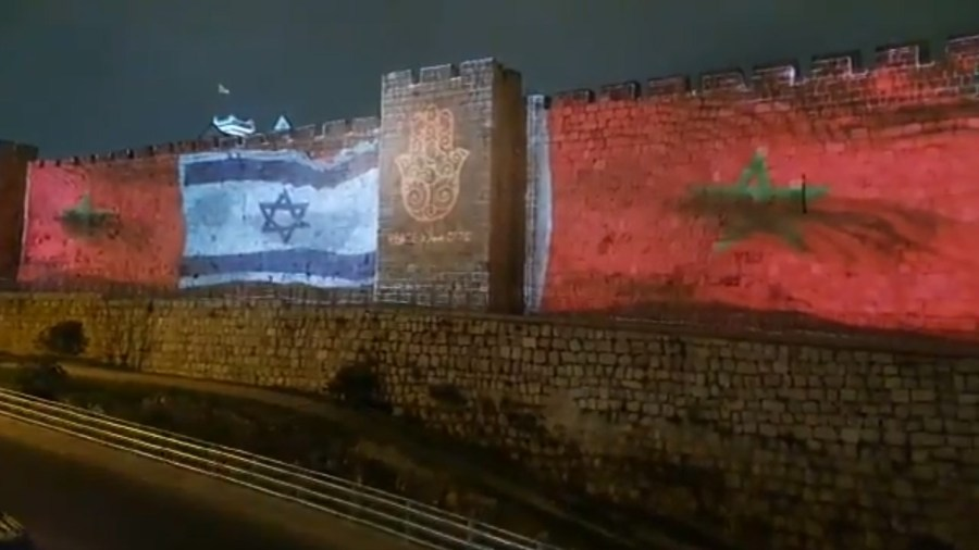 ‎Behind the Scenes of Israel's Negotiations with Morocco