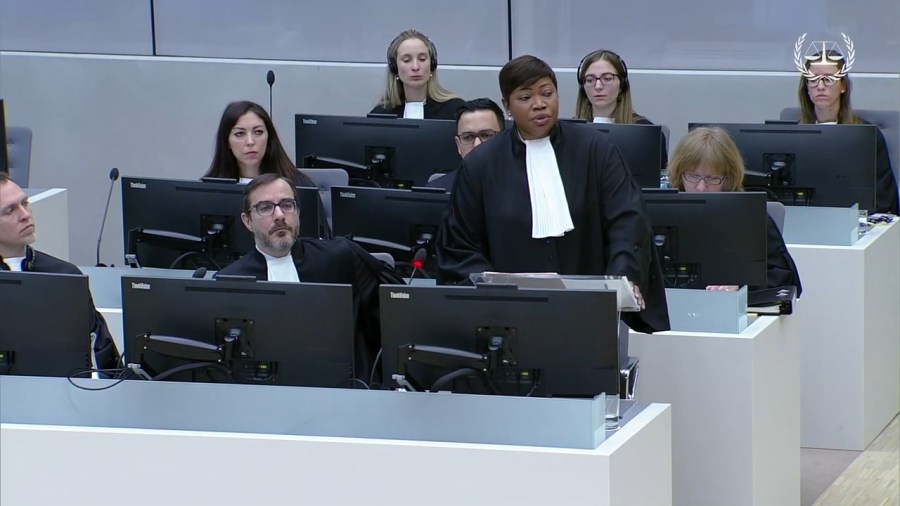 Israel Must Fight Back Against the ICC andNot Be Intimidated by Its Charges