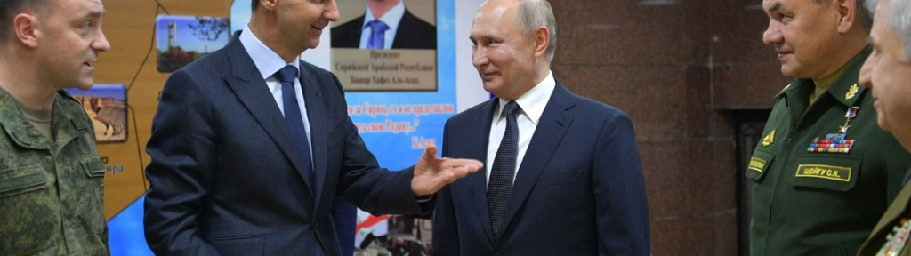 The Biden Administration versus Syria's Bashar Assad