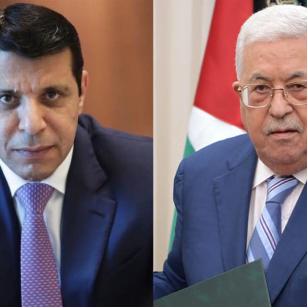 Mahmoud Abbas Seeks to Neutralize Mohammed Dahlan