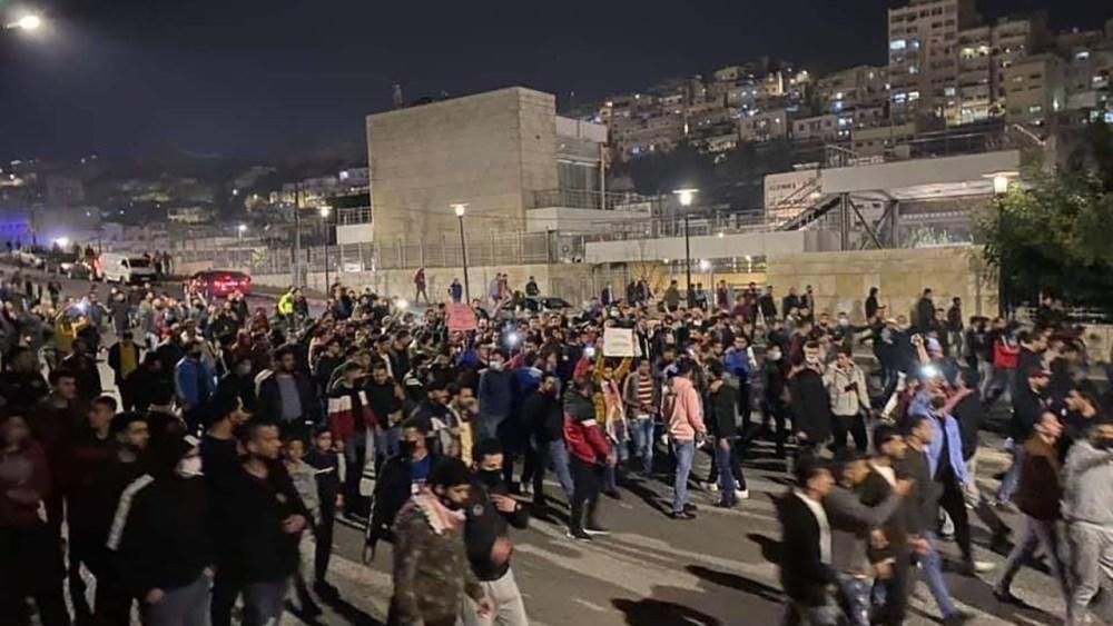 Unrest in Jordan over the Coronavirus and the Economic Crisis
