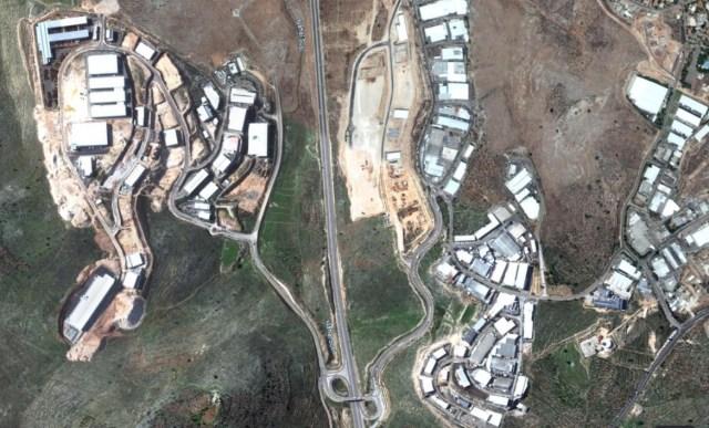 The Barkan Industrial Park