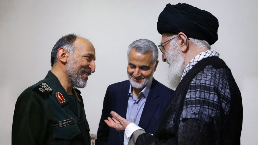 Unexpected Death: The Deputy Commander of Iran's Quds Force and a Leader of the Precision Missile Projects in Lebanon