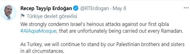 Erdogan's religious attack on Israel