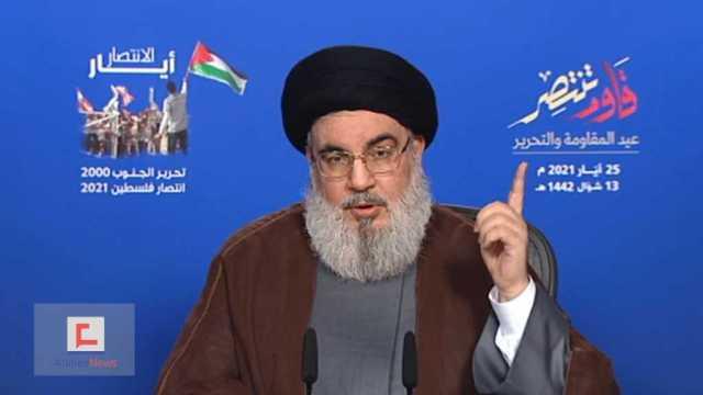 Hizbullah Secretary-General Hassan Nasrallah