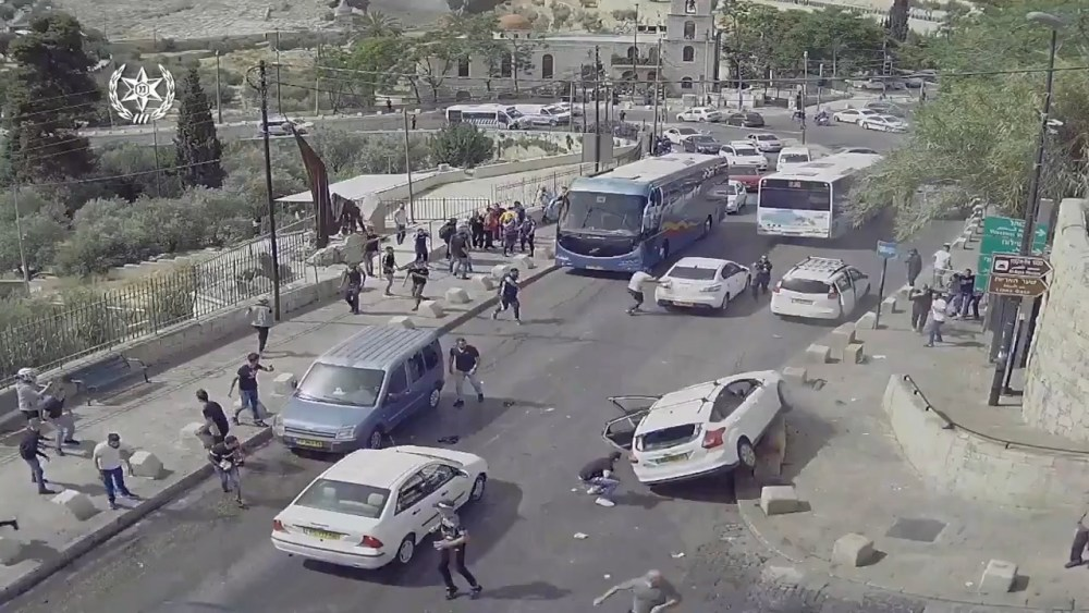 Behind the Outbreak of Palestinian Violence