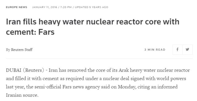 Reuters article