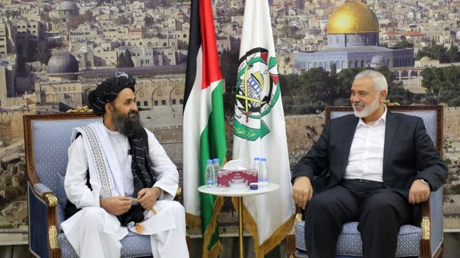 The Taliban's Palestinian Partners: Implications for the Middle East Peace Process