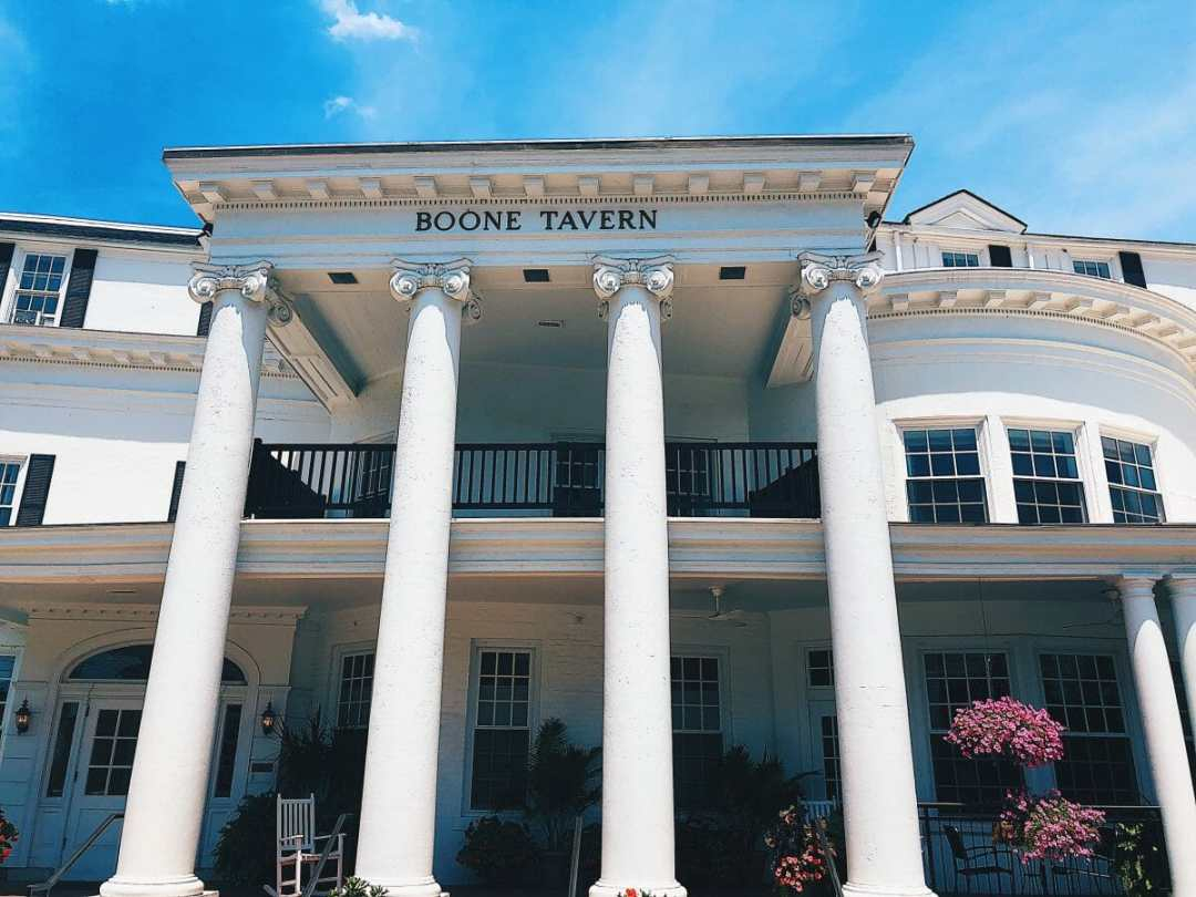 The Historic Boone Tavern Hotel & Restaurant