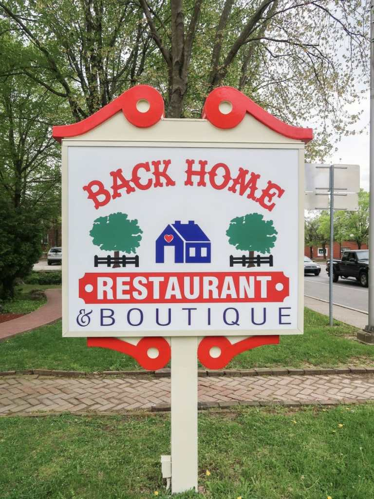 Back Home Restaurant In Elizabethtown, KY