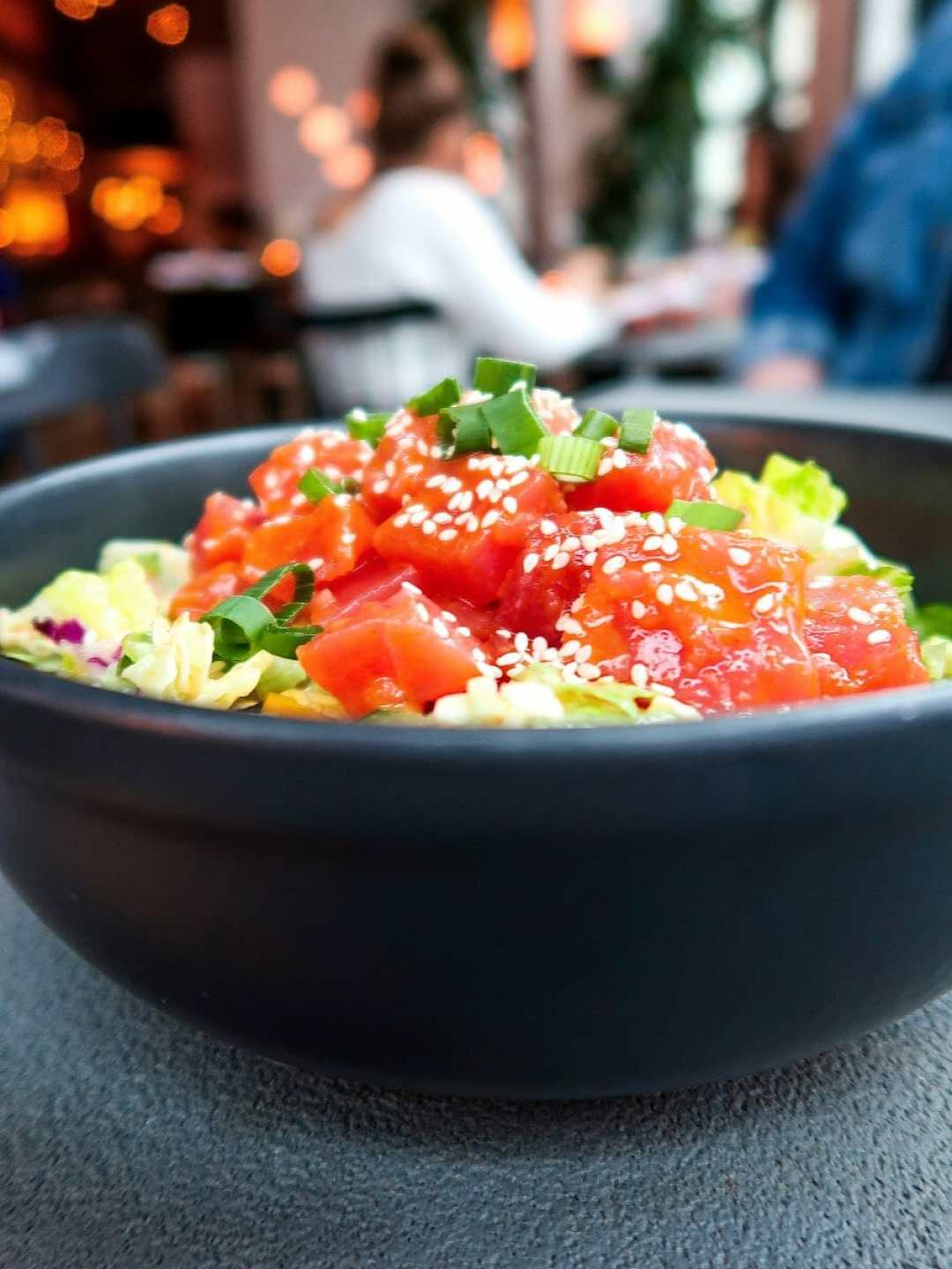 Poke Bowl In Louisville KY - Porch Kitchen & Bar