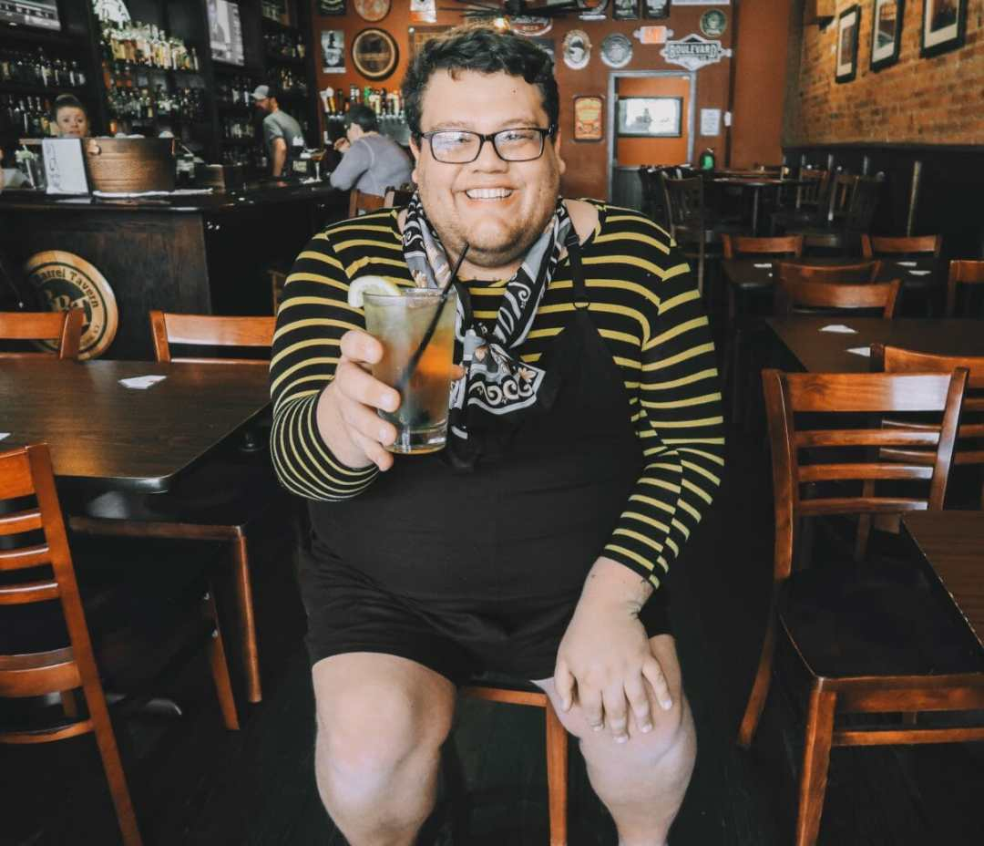 JC Phelps (JCP Eats) at Bourbon Barrel Tavern In Elizabethtown KY