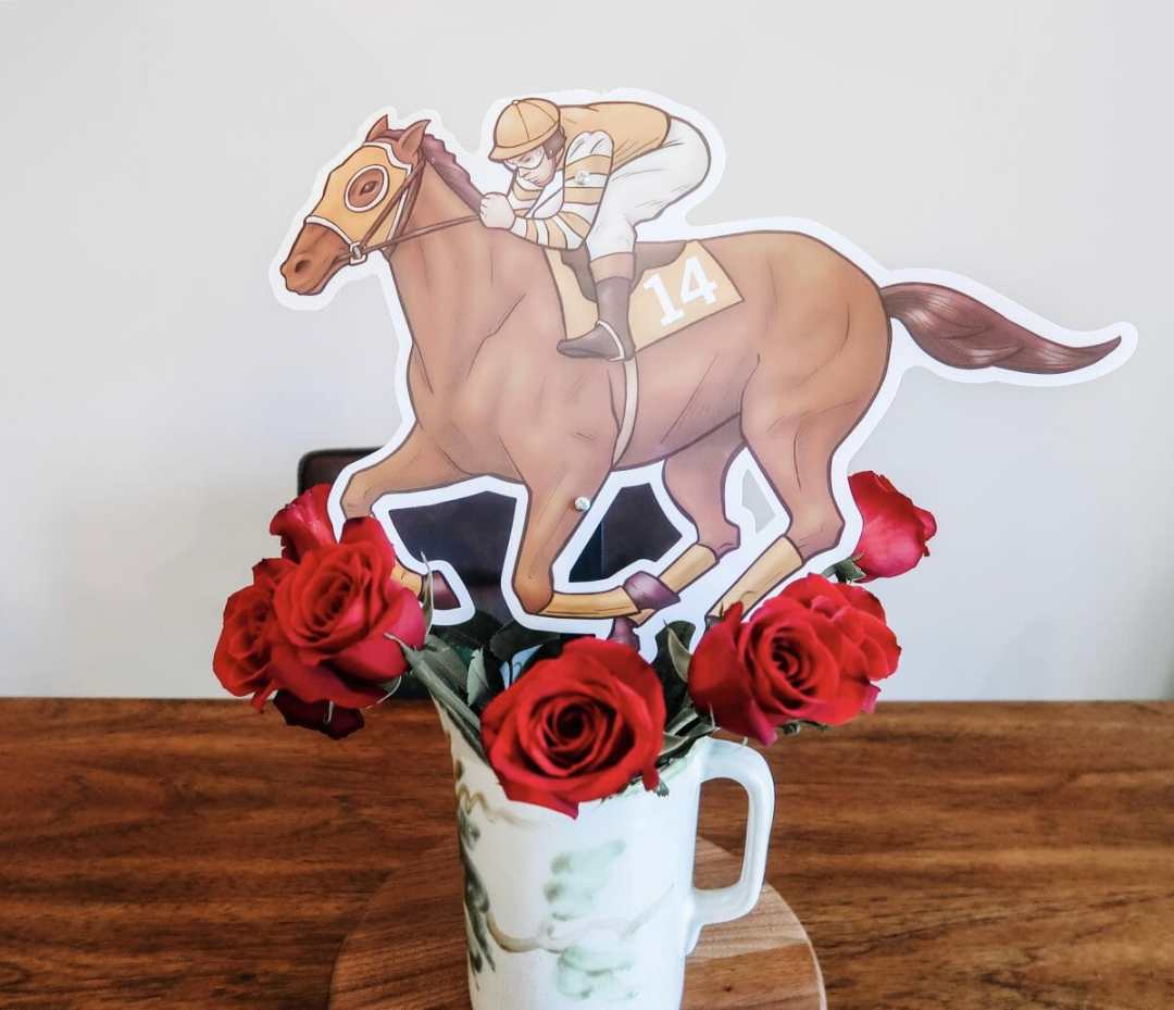 Kentucky Derby Party Decor -- JCP Eats