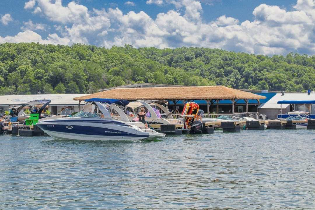 Dining on Lake Cumberland - Russell County