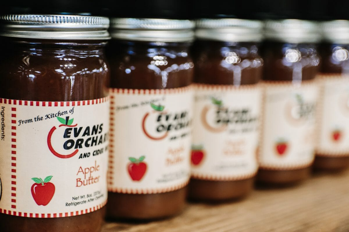 Kentucky Day Trip: Georgetown, KY - Evan's Orchard