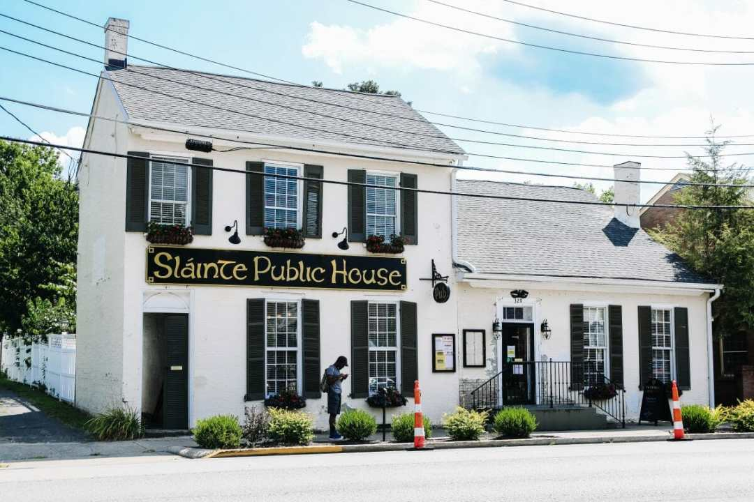 Kentucky Day Trip: Georgetown, KY - Slainte Public House