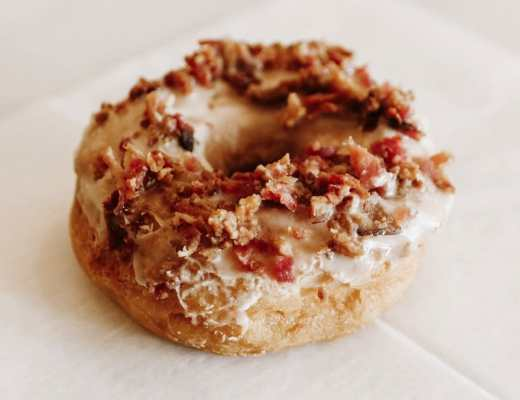 JCP Eats Visits The Butler County Donut Trail - Holtman's Donut Shop