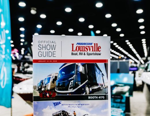 2020 Progressive Insurance Boat, RV, and Sportshow by JC Phelps of JCP Eats, a Kentucky-Based Blog