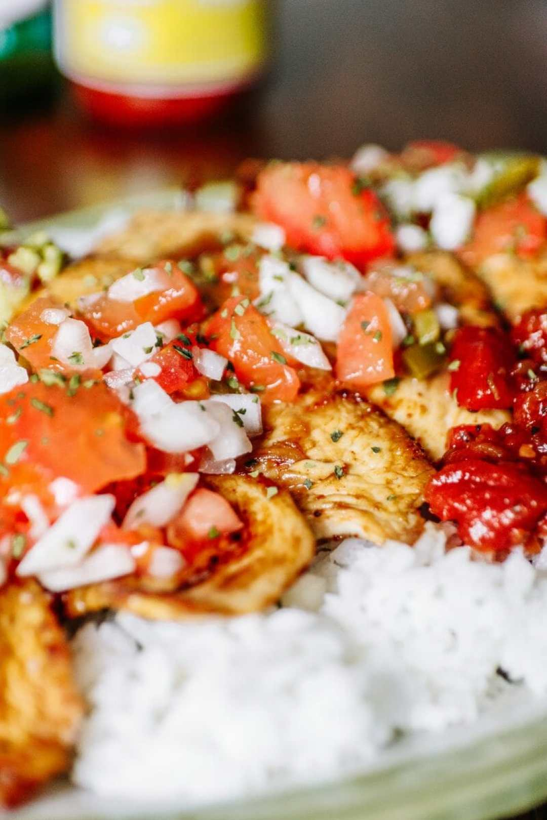 Ale 8 One Mexican Lime Grilled Chicken by JC Phelps of JCP Eats, A Kentucky-Based Food Blog