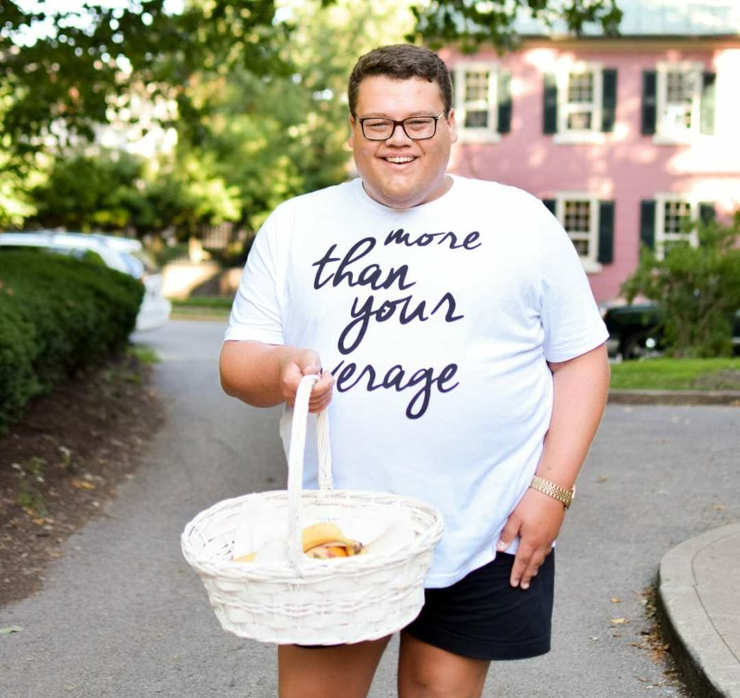 JC Phelps of JCP Eats, Kentucky Blogger