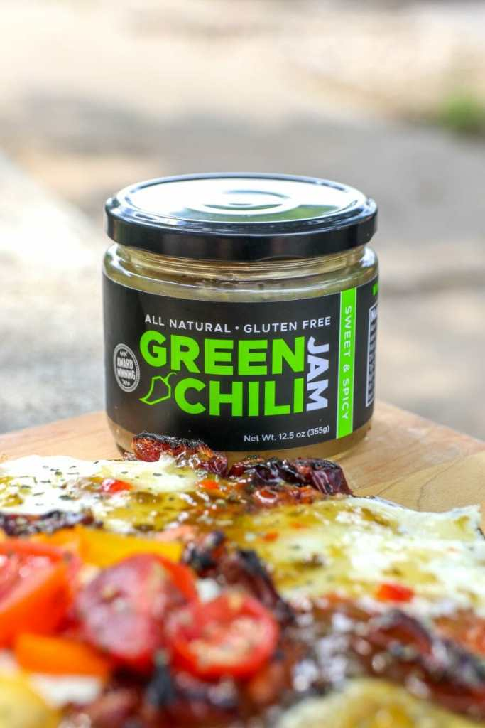 Green Chili Jam