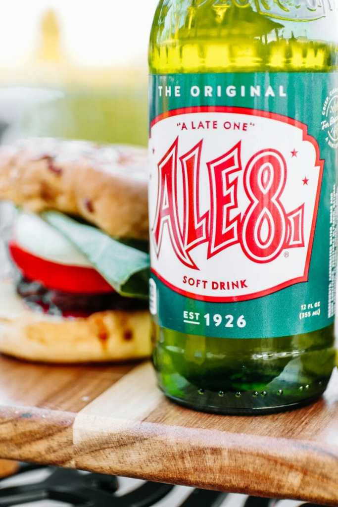 Homemade Kentucky Bourbon BBQ Sauce with Ale 8 One - Burgers