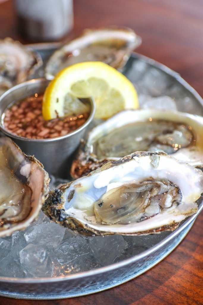 Swizzle Dinner & Drinks, Downtown Louisville Restaurant: Oysters